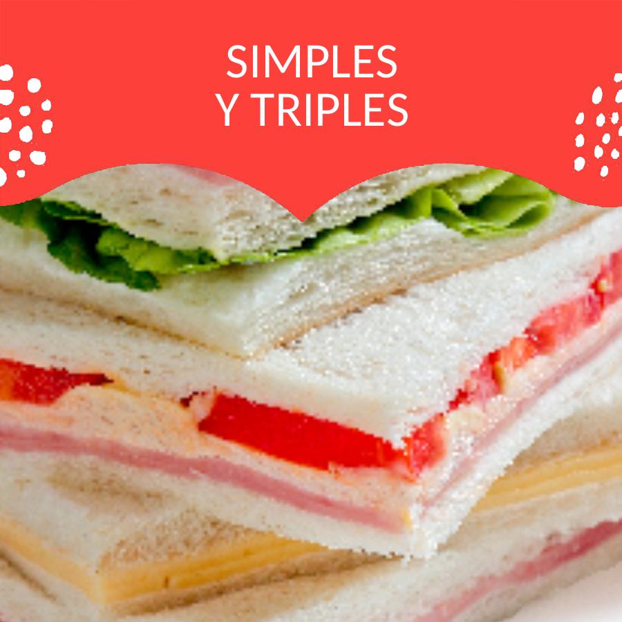 Simples y Triples