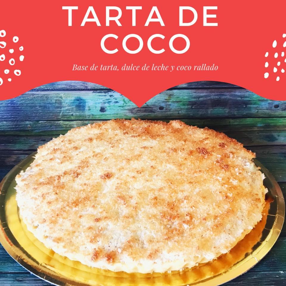 Tarta de Coco