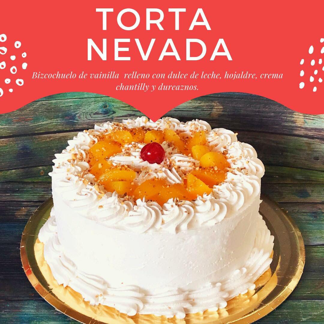 Torta Nevada